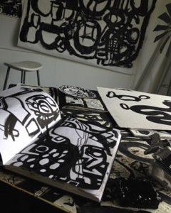 Sydney studio